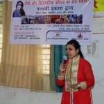 Pallavi Prakash Conducting Seminar on TV Cinematic Skills