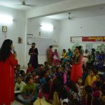 Pallavi Prakash Conducting Seminar on TV Cinematic Skills1