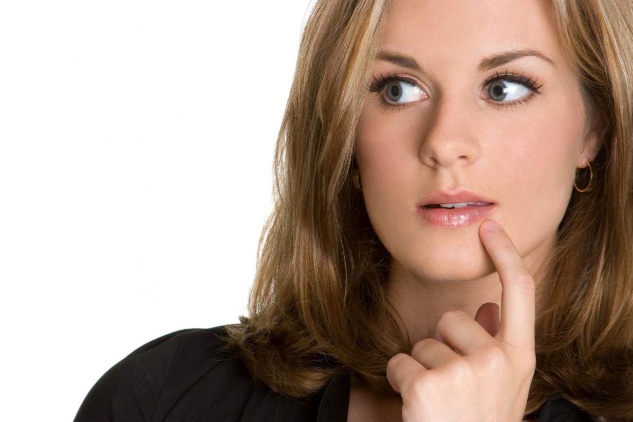 Конкурс о чем думает женщина