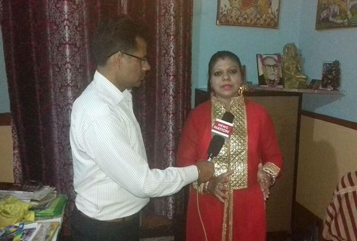 Pallavi Prakash Interview by News Nation TV Channel