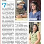 FirstIndia_Newspaper_PreEventCoverage