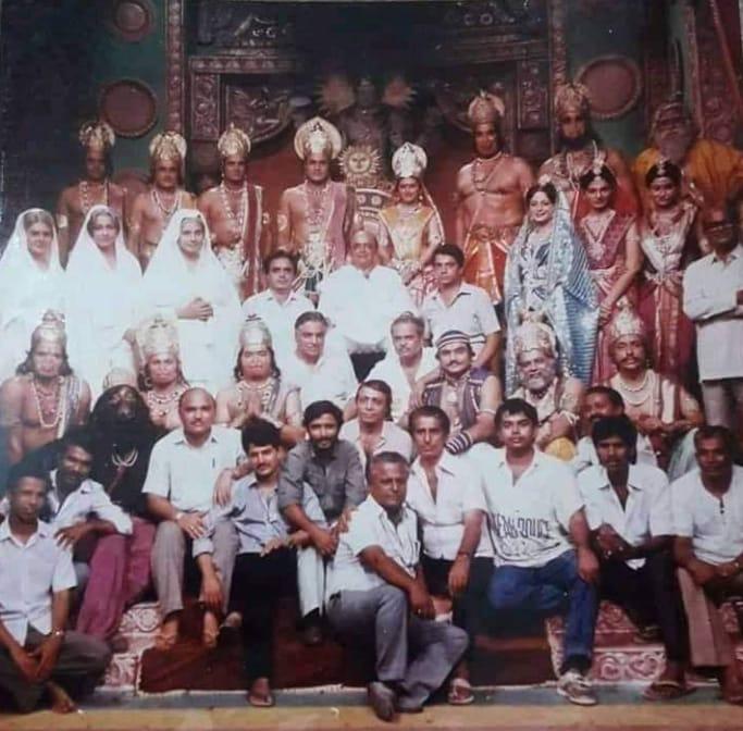 Ramayana Serial Cast